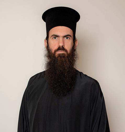 Arcdeacon Athinagoras Karakonstantakis