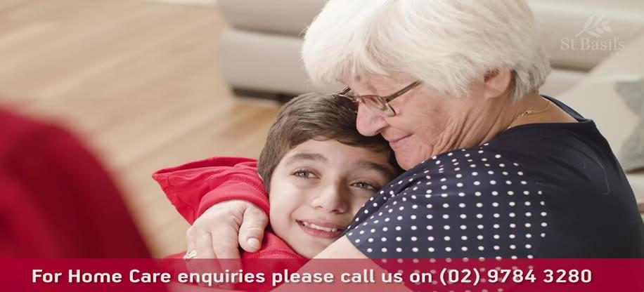 in home care elderly